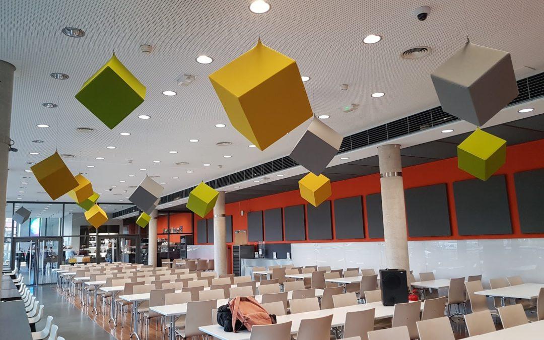 Restaurant d'entreprise d'ARTE
