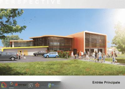 Ecole élémentaire – Longlaville
