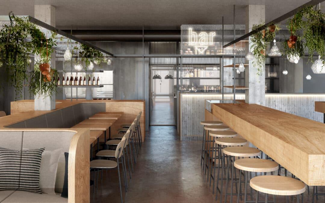 Création d'un restaurant / espace événementiel